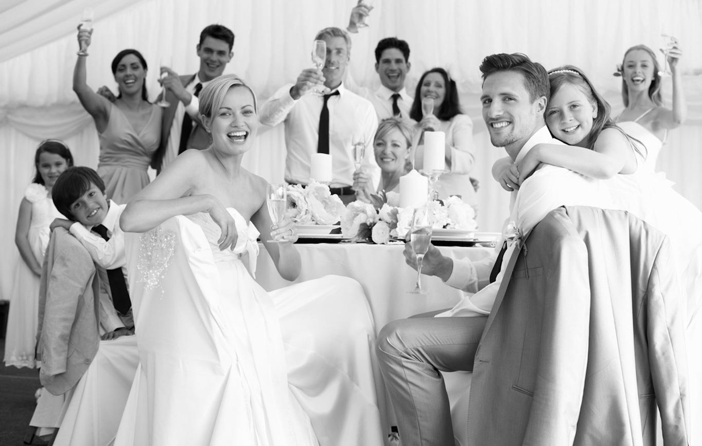 Hochzeitsrede als Trauzeugin