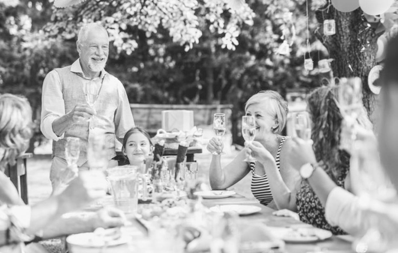Fünf Tipps für die beste Geburtstagsrede aller Zeiten