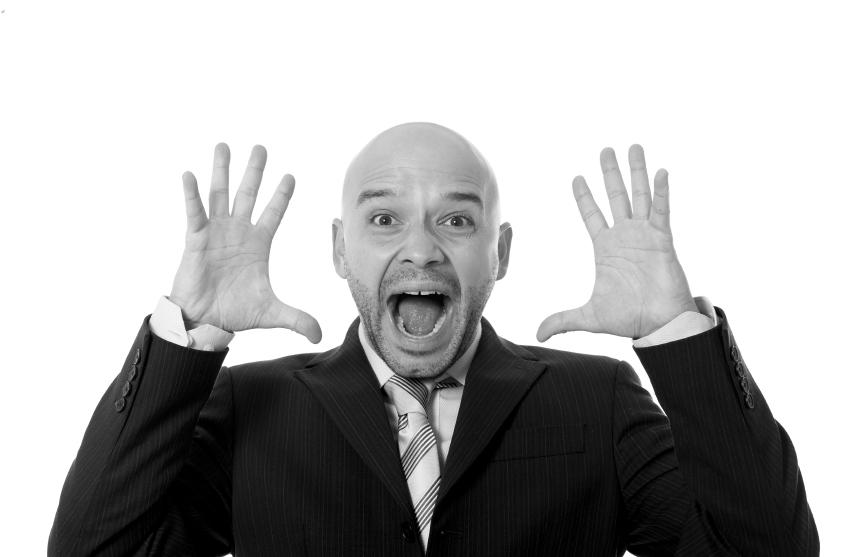 Fünf magische Tricks gegen den Bammel vor der Rede